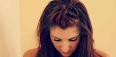 21 Bobby Pin Hairstyles You Can Do In Minutes love number 5 Bobby Pin Hairstyles, Up Hairstyles, Pretty Hairstyles, Formal Hairstyles, Headband Hairstyles, Wedding Hairstyles, Headband Curls, Second Day Hairstyles, Up Girl