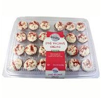 Red Velvet Cupcakes.  http://affordablegrocery.com