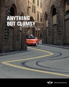 Mini Cooper S Ad Campaign on Behance