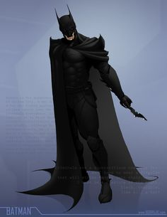 FAN ART: Costume Redesigns For Batman, Superman, Spider-Man, Wolverine & Many More