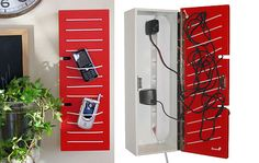 Hide those ugly electronic cables with Contactbox