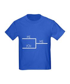 Take a look at this Royal I Win Tee - Boys by CafePress on #zulily today!