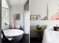 Beautiful Eclectic House By Vanessa Partridge