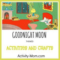 Goodnight Moon Activities | The Activity Mom