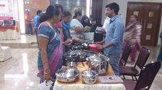 Prestige Bandhan, a multi-cuisine cookery show - held at Prestige Smart Kitchen store, Jamnagar. Smart Kitchen, Kitchen Store, Kitchen Hacks, Kitchen Outlets, Held, The Prestige, Cooking Tips, Products, Kitchens