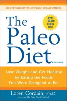Loren Cordain - The Paleo Diet    Humans ate a specific diet for millions of years which our genes adapted to. This book explains how our we are suppose to eat and why.
