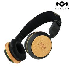 House Of Marley Stir It Up On-Ear Headphones with Mic & 3-Button Remote | nomorerack.com