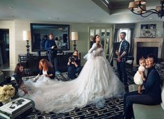 Kim Kardashian and Kanye West wedding photos to be in Vogue magazine