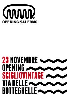 Vintage shop OPENING SALERNO #scigliovintage