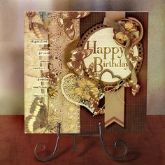 Card Making Ideas - Birthday Cards
