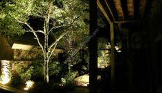 Cashiers North Carolina Outdoor Landscape Lighting