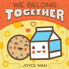 """Valentines Day book for Mason - """"We Belong Together"""" by Joyce Wan Valentines Day Book, Board Books For Babies, Cool Mom Picks, Comic, Good Night Moon, Up Book, Childrens Books, Kid Books, Baby Books"""