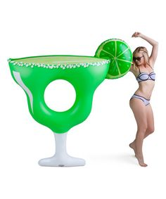 Another great find on #zulily! Margarita Pool Float #zulilyfinds