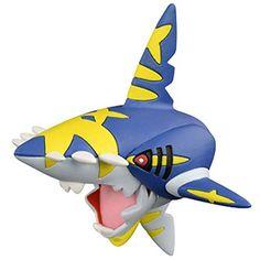 Takaratomy Official Pokemon X & Y SP-46 Mega Sharpedo Action Figure