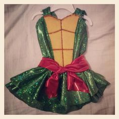 little girl ninja turtle costume | My Sparkley TMNT (Toddler Mutant Ninja Turtle) Costume!--  Mary wants to be a Ninja Turtle for Halloween this year...lol