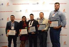 Entregan Premio Nacional en Ciencia y Tecnología de Alimentos 2017
