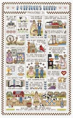 JANLYNN-Counted Cross Stitch Kit. Creative designs and quality products are put in to each of Janlynn's kits. This kit contains 14 count white Aida, 6-strand 100% cotton floss, needle, graph, and inst