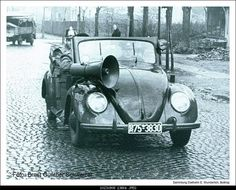 OG   Volkswagen / VW Hebmüller Polizeikäfer