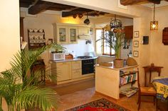 toscan kitchen