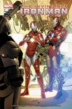 Invincible Iron Man (2008) Issue #29 - Read Invincible Iron Man (2008) Issue #29 comic online in high quality