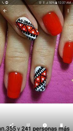 Menta Chocolate, Aztec Nails, Nail Accessories, Toe Nail Designs, Trendy Nails, Henna Designs, Toe Nails, Nail Design, Nail Art