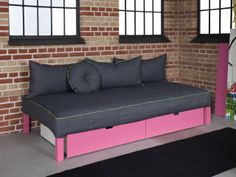 A lot of creative room solutions and practical concepts. We have collected all the room décor ideas and inspirations for girls' room, boys room and baby room. Outdoor Furniture, Outdoor Decor, Room Inspiration, Baby Room, Kids Room, Room Decor, Inspired, Bed, Home