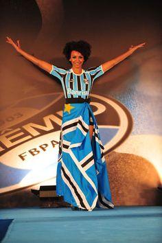 Sheron Menezes (atriz / Grêmio