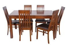 Brussels 7-Piece Dining Set from Harvey Norman Ireland