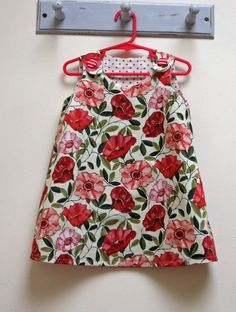 Petal Reversible Dress Pattern