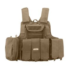Barska Optics Loaded Gear Tactical Vest VX-300 http://riflescopescenter.com