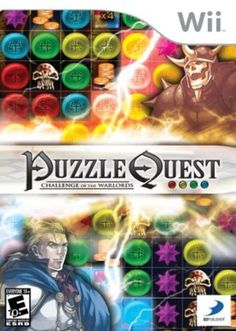 Puzzle Quest: Challenge Of The Warlords #gameuniverse #videogames #gamer #xbox #nintendo #playstation
