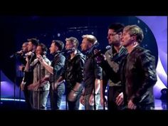 Westlife and Boyzone - No Matter What