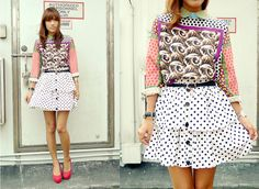 Connect The Dots (by Pax I.) http://lookbook.nu/look/3619183-Connect-The-Dots