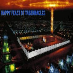 Happy feast of tabernacles