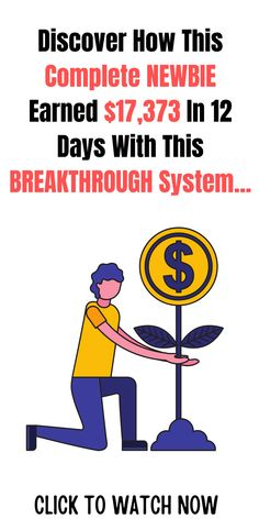 Discover How This Complete NEWBIE Earned $17,373 In 12 Days With This BREAKTHROUGH System... Chicken Pakora Recipe, Best Farm Dogs, Some Love Quotes, Solo Ads, Cool Gadgets To Buy, Easy Food To Make, Just Run, New Things To Learn, 12 Days