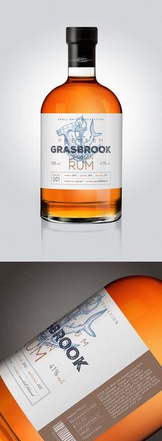 "New rum brand ""Grasbrook"""