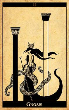 High Priestess - Tarot Undeviginti