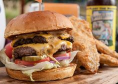 Googie Burger - A riddle wrapped in a mystery inside the enigma that is downtown - must try