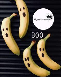 0 vind-ik-leuks, 2 reacties - Gwen (@gwen.eigenwijzewereld) op Instagram: 'BOO- BOO- Boo - nanas! Genoeg gezonde opties dus voor vanavond! En zo easy!  #sintmaarten…'