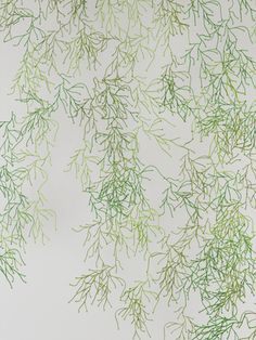 MoMA | The Collection | Ronan Bouroullec and Erwan Bouroullec. Algues (Algae) Screen. 2004