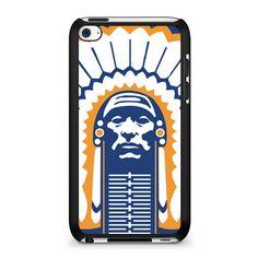 Chief Illiniwek iPod Touch 4 Case