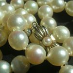 Pearl Necklace by Anna reg