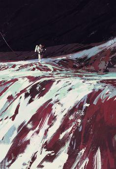 ArtStation - New Moon, Amir Zand
