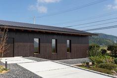 House in Sabae / Tetsuya Mizukami Architects - Japan