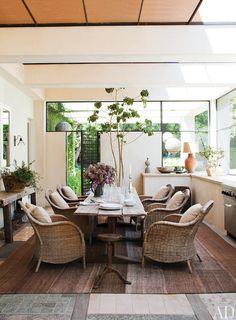 Ellen DeGeneres and Portia de Rossi Beverly Hill Home Photos