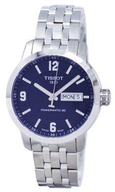 fc5db736377 Tissot T-Sport PRC 200 Powermatic 80 T055.430.11.047.00 T0554301104700  Men s Watch