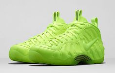newest collection 40fee 9ffd9 Nike Air Foamposite Pro Volt 624041-700 (1) Nike Huarache, Nike Shox