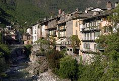 sondrio italy | Landscape on the Mera River, Chiavenna (Sondrio)