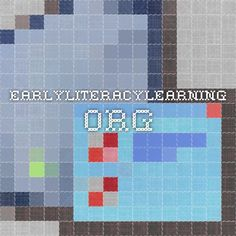 earlyliteracylearning.org