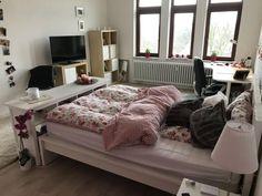Gemütliches WG-Zimmer in Bremerhaven. #wgzimmer #bremerhaven #wohnungssuche #room #einrichtung #inspiration